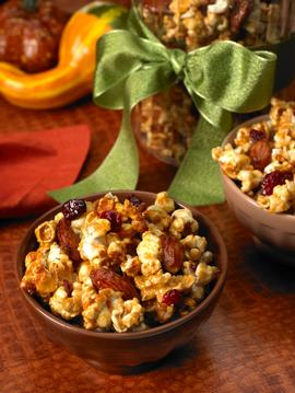 Cranberry-Orange-Caramel-Corn