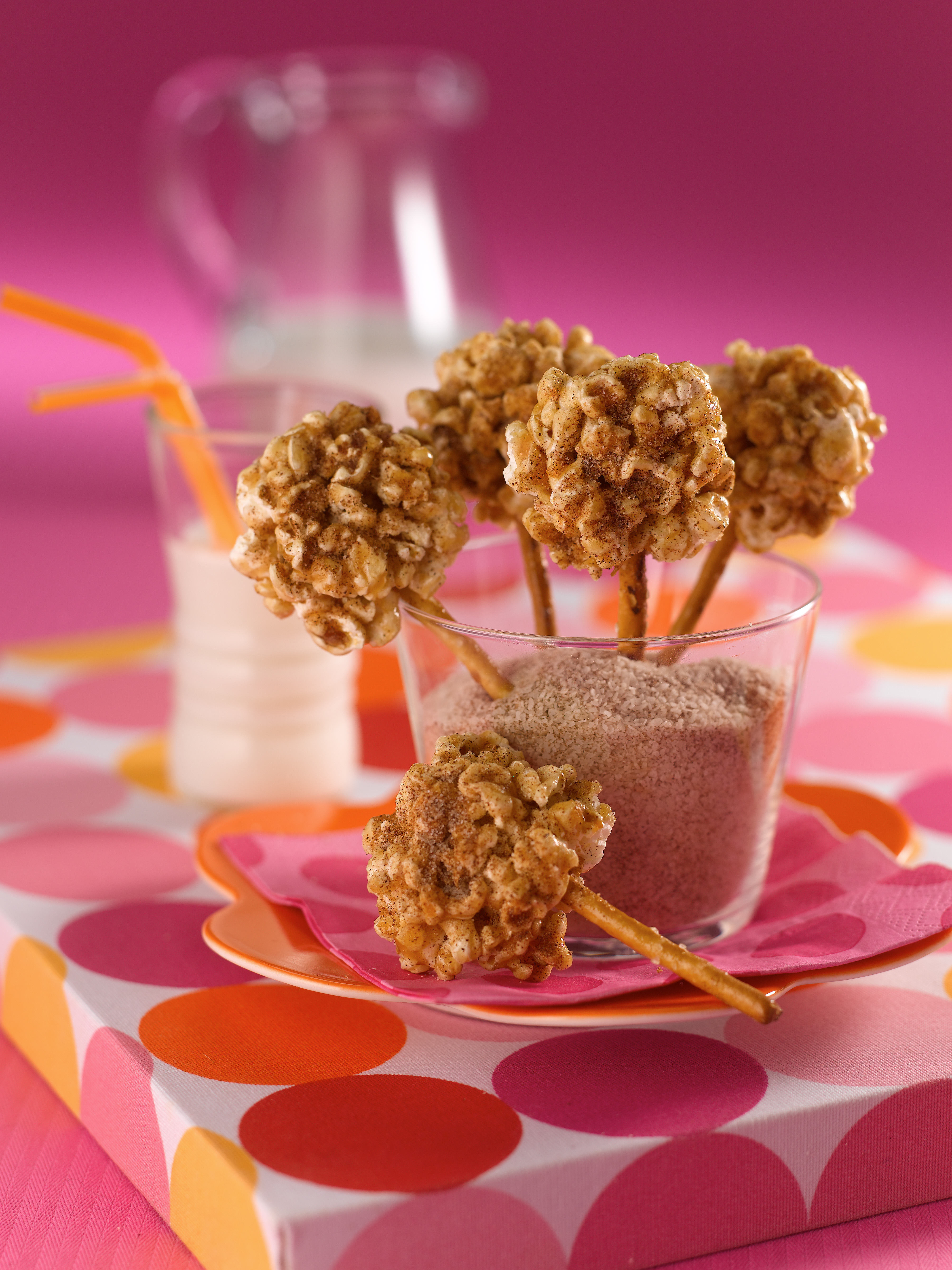 Brown Sugar Lolli-POPS